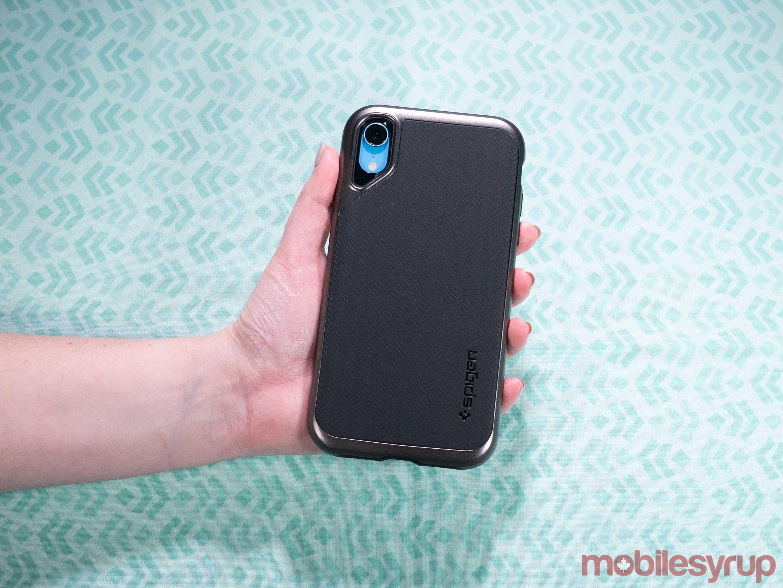iPhone XR Spigen Neo Hybrid case