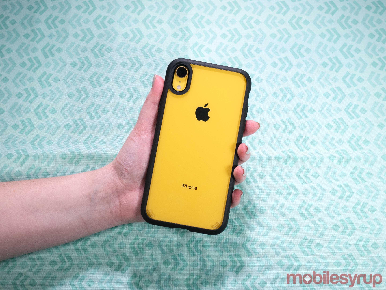 Spigen iPhone XR Ultra Hybrid