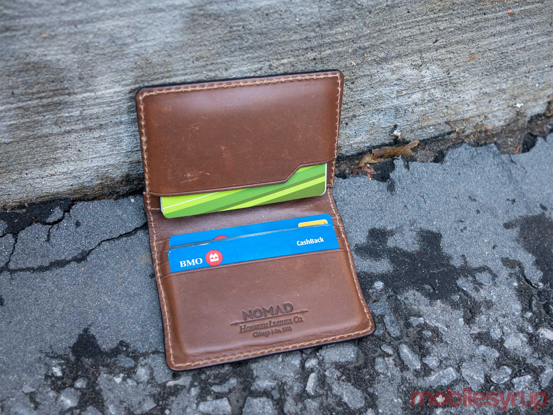 Tile Nomad Wallet