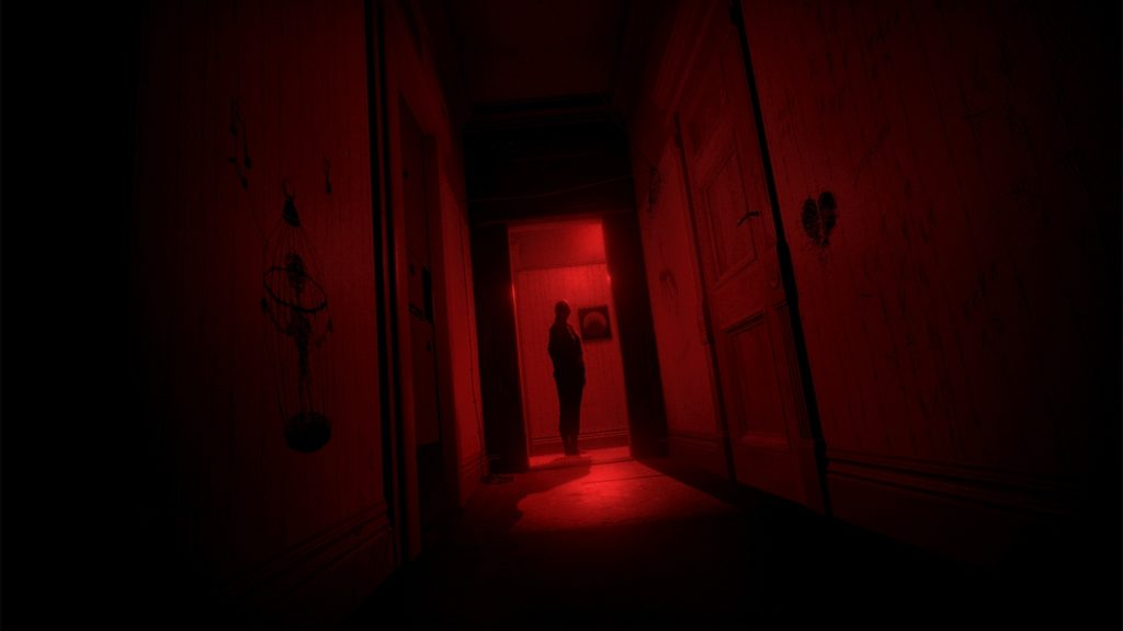 Transference red room