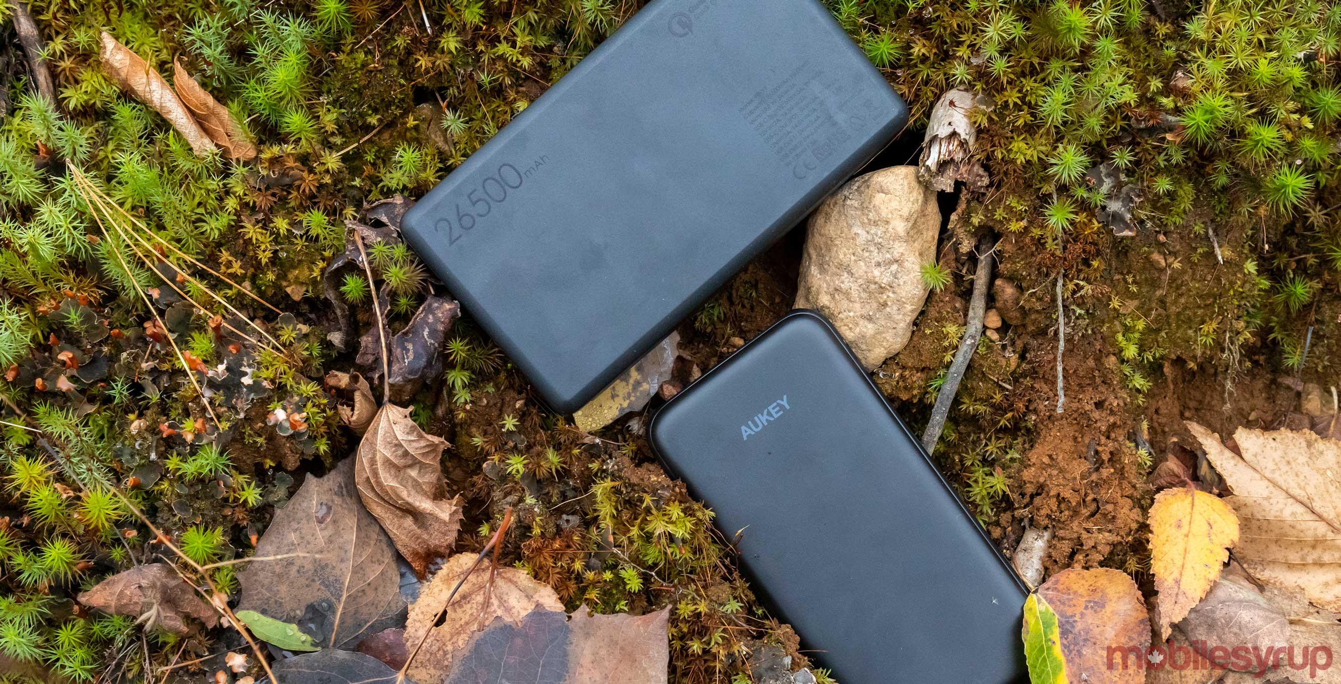 Aukey batteries