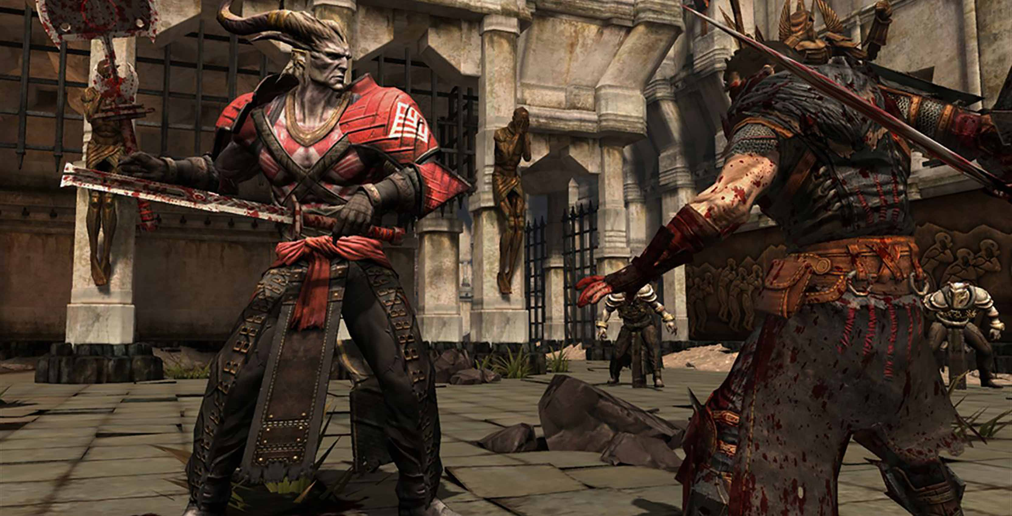 Dragon Age 2 combat
