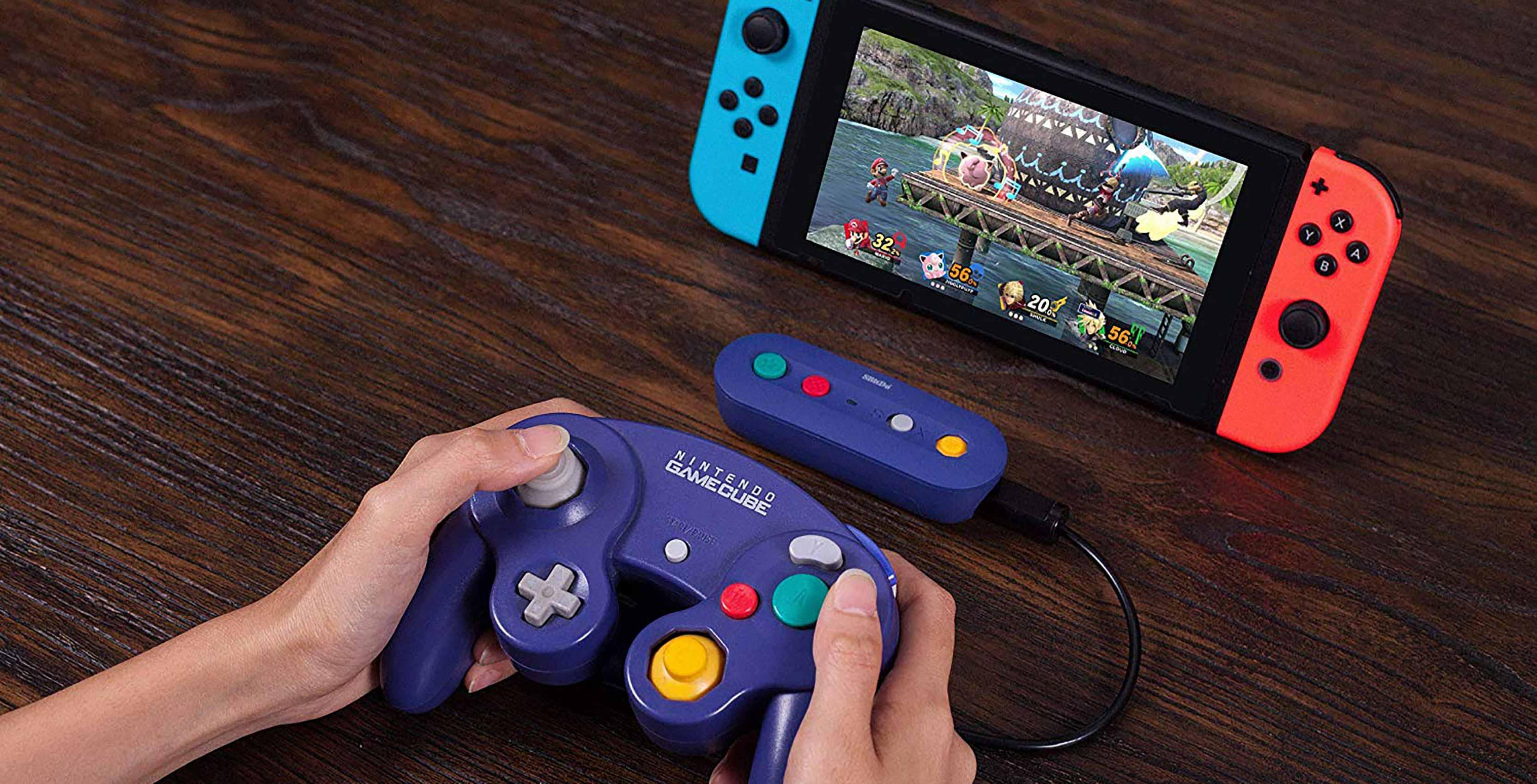 GBros. GameCube adapter