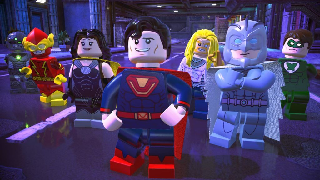 Lego DC Justice Syndicate