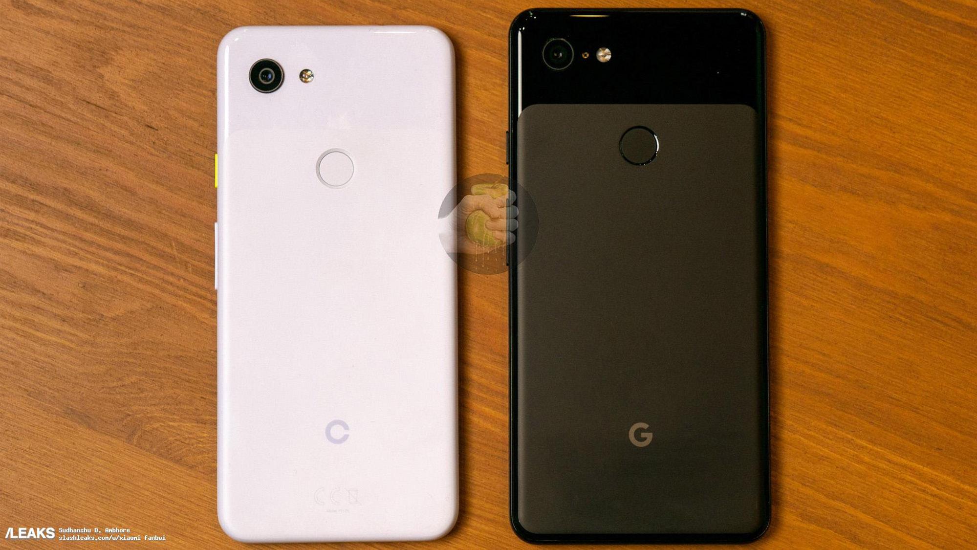 Pixel 3 Lite and Pixel 3 XL