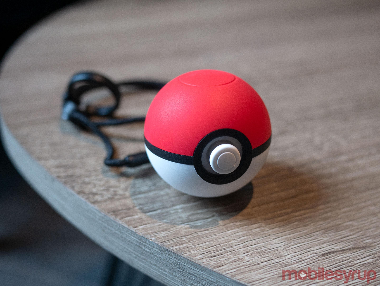 Pokemon Pokeball Plus