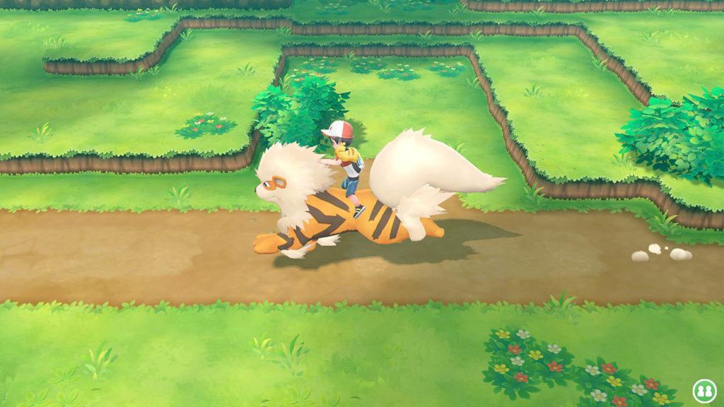 Pokémon Let's Go Arcanine