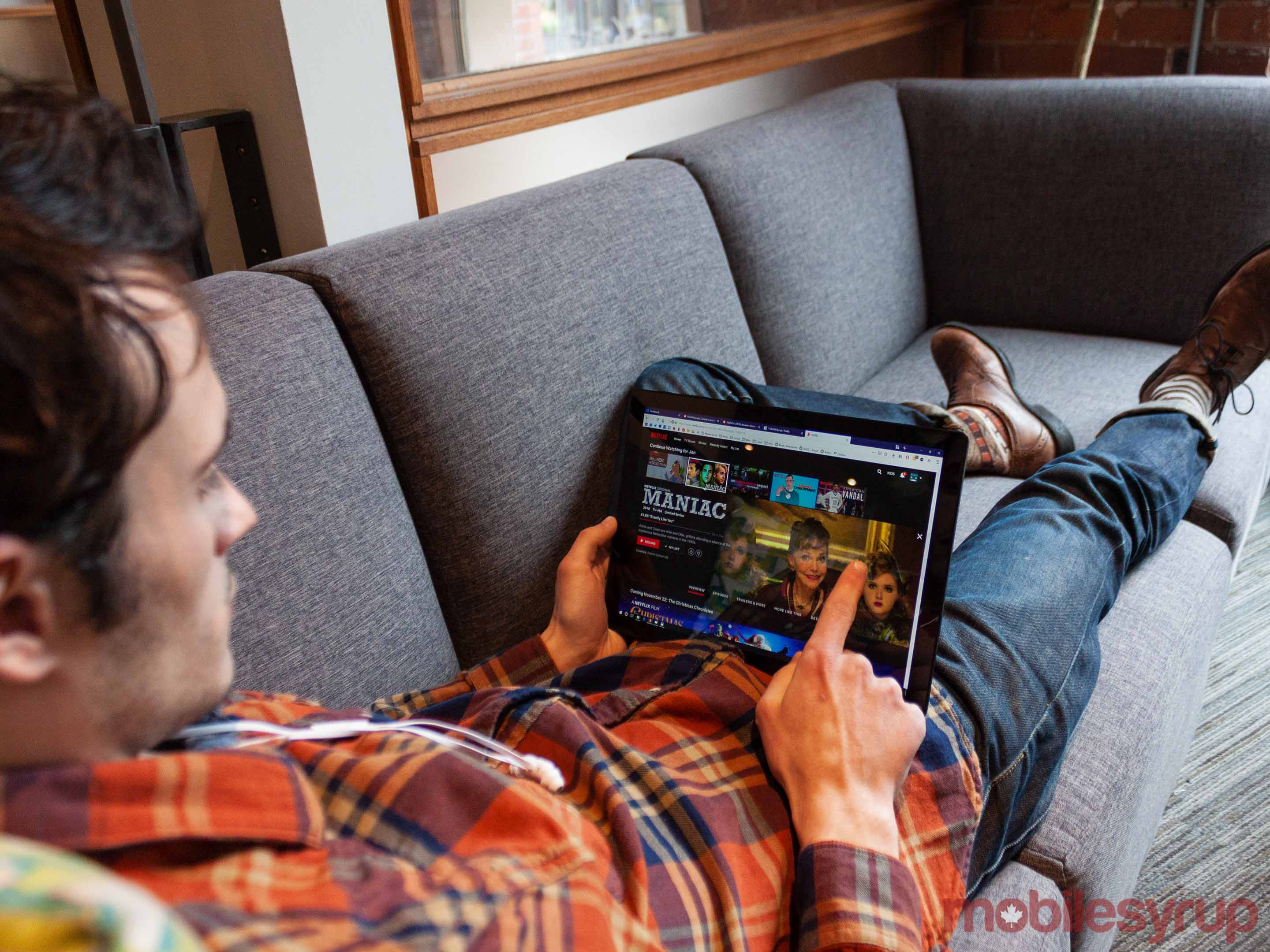 Surface Pro 6 makes for a solid tablet