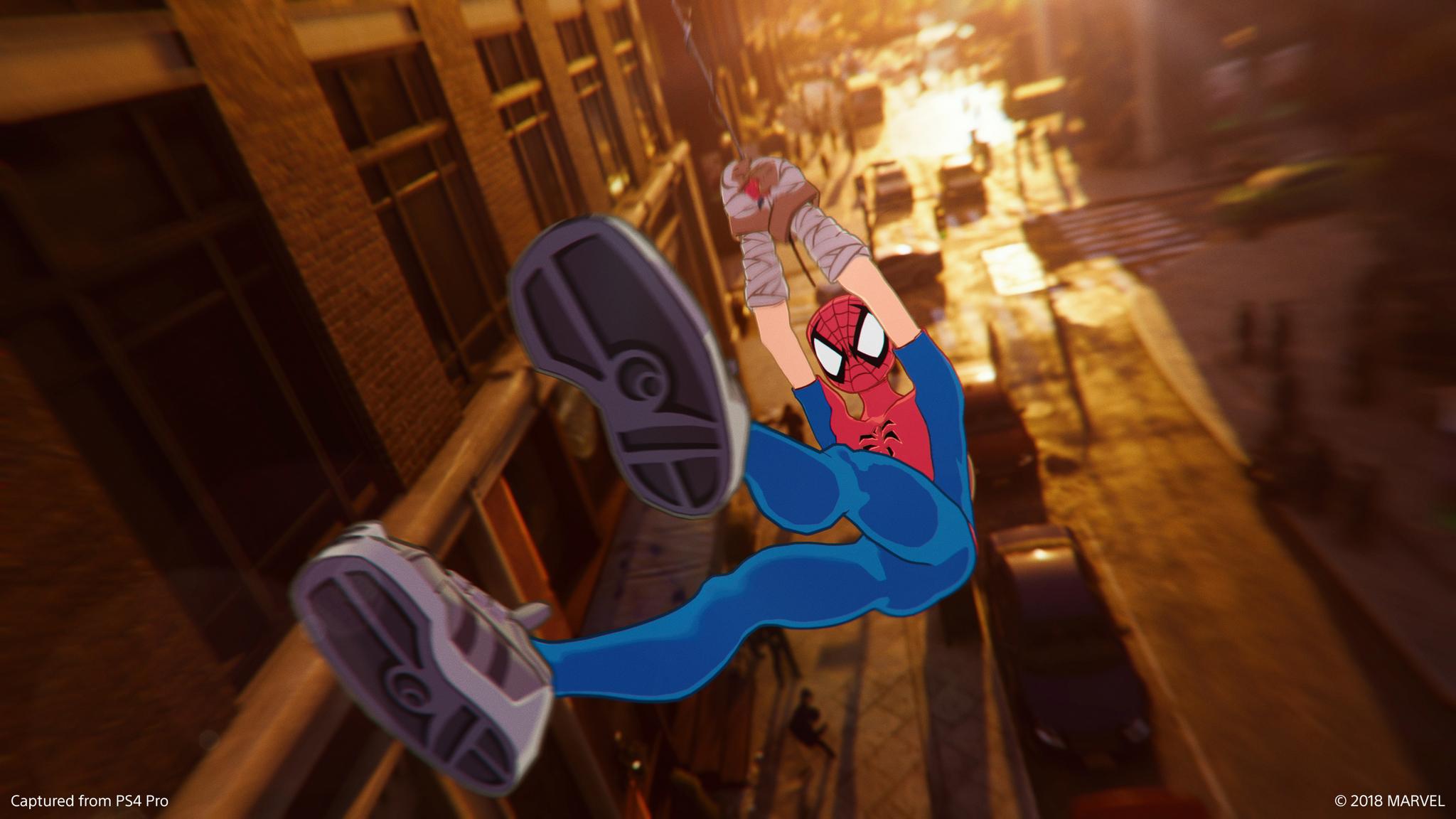 Spider-Man Turf Wars Spider-Clan