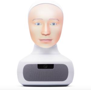 Furhat robot