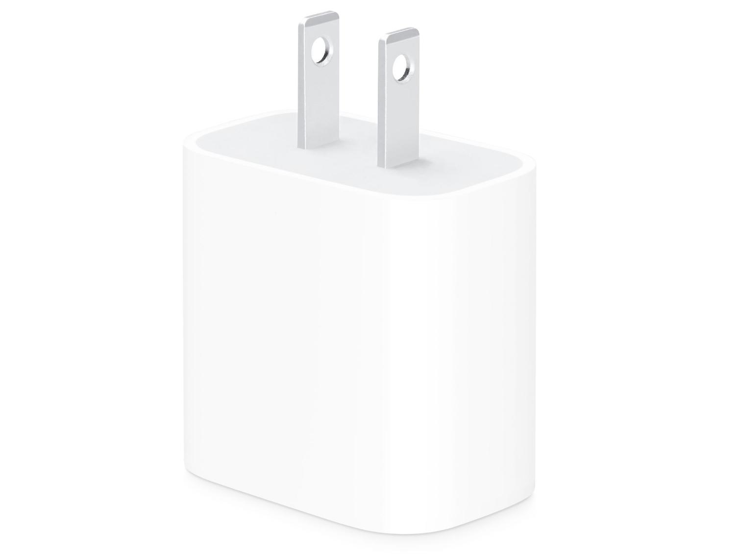 Apple USB-C wall adapter