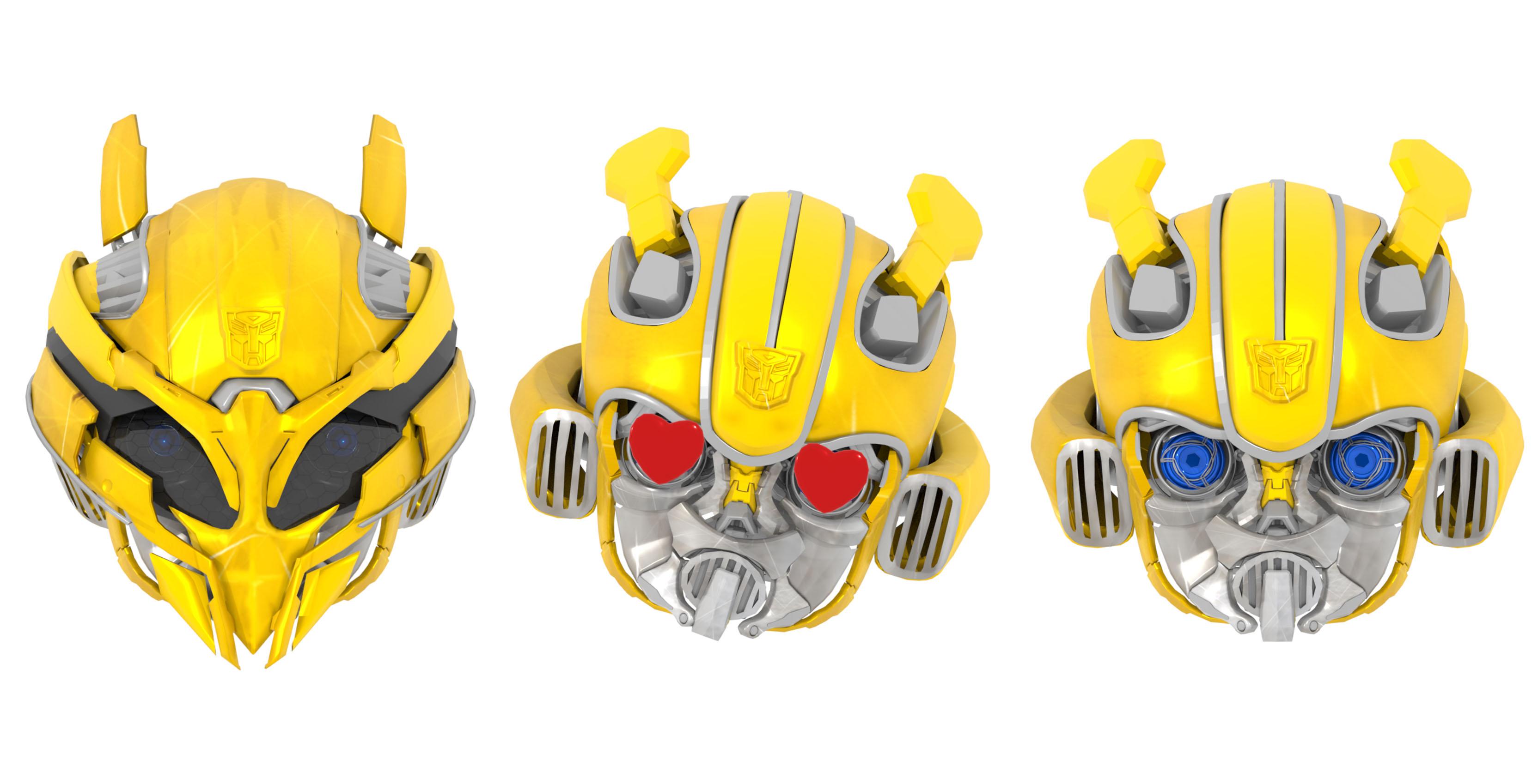 Bumblebee AR Emoji