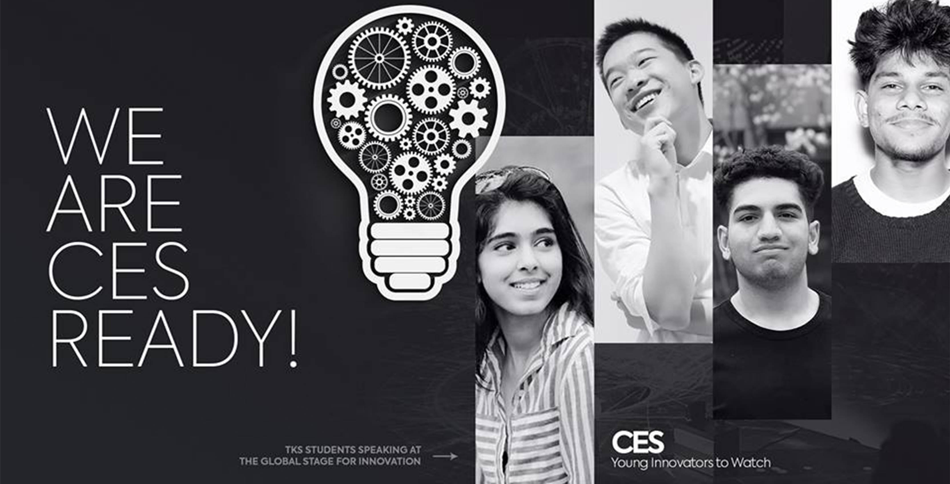 CES Young Innovators to Watch awards
