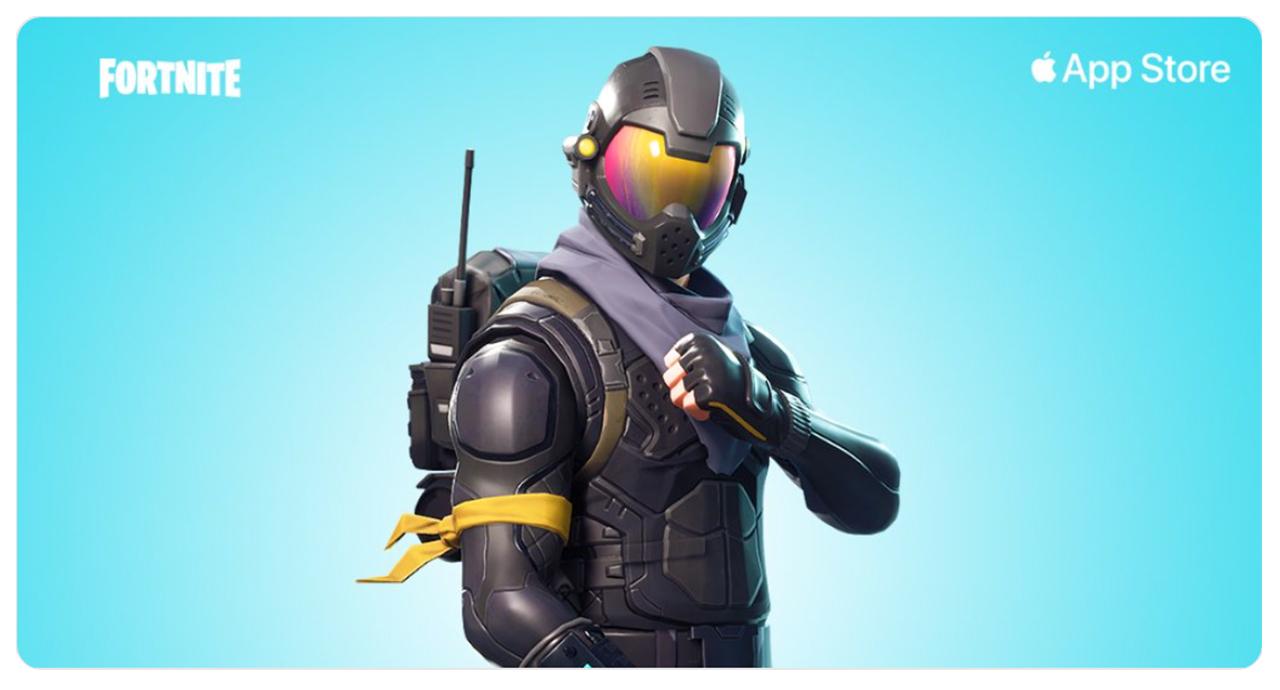 Fortnite Rogue Agent pack