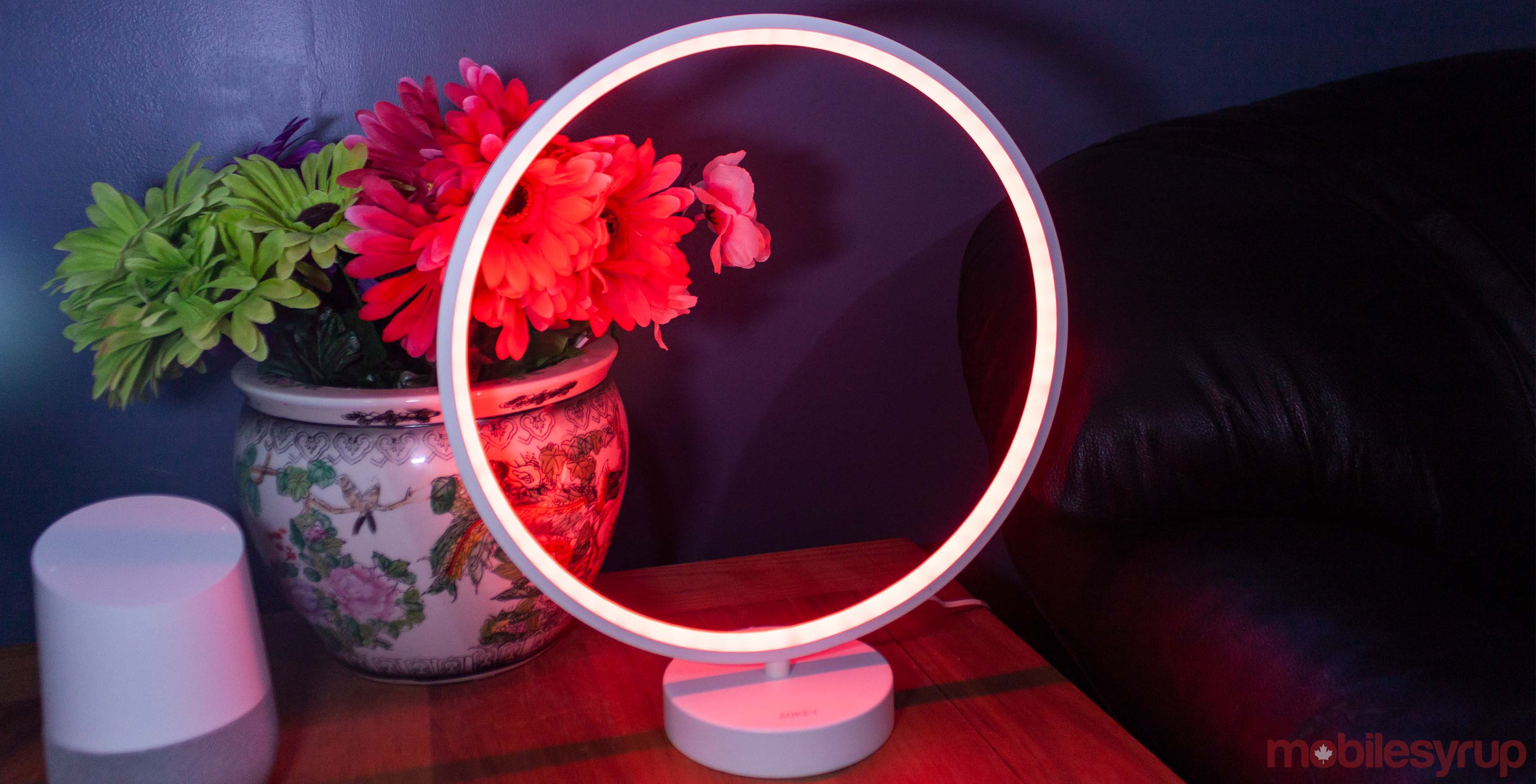 Aukey Aura light