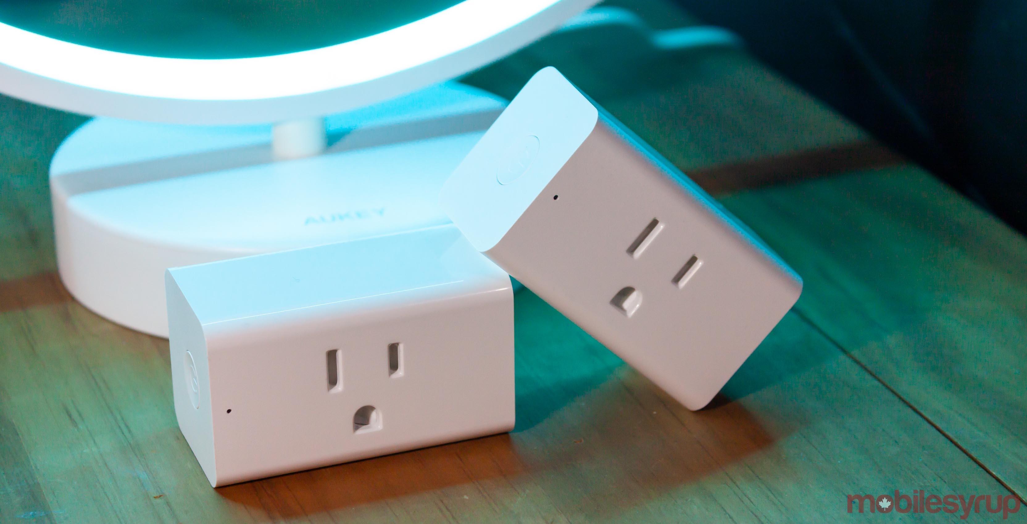 Aukey Wi-Fi Smart Plugs