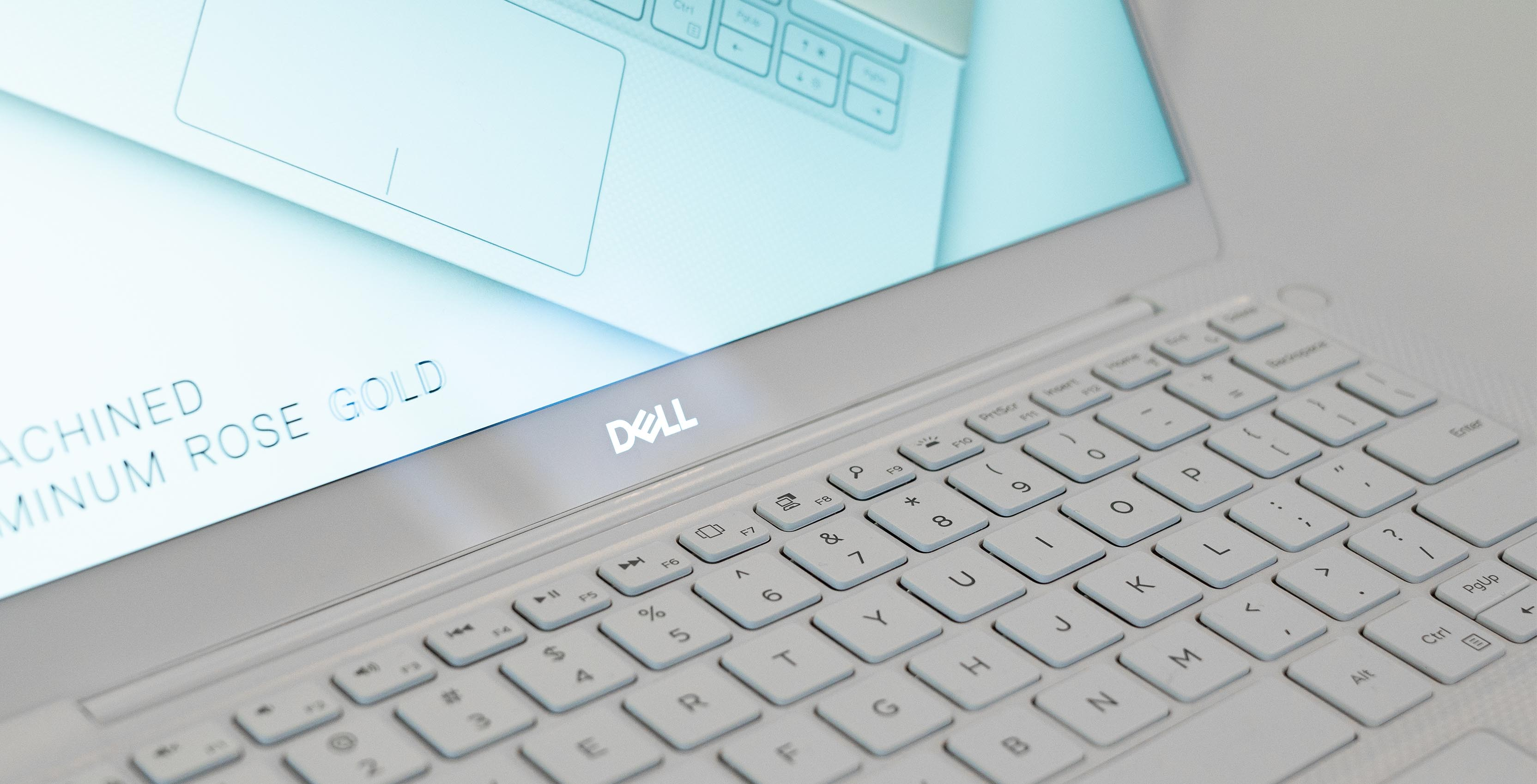 Dell logo XPS 13