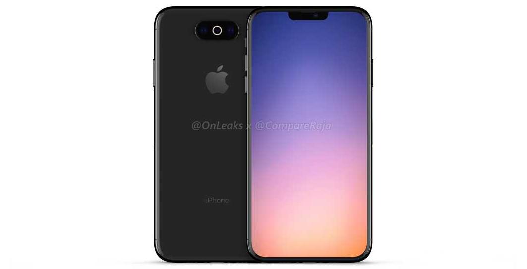 iPhone 11 mock render