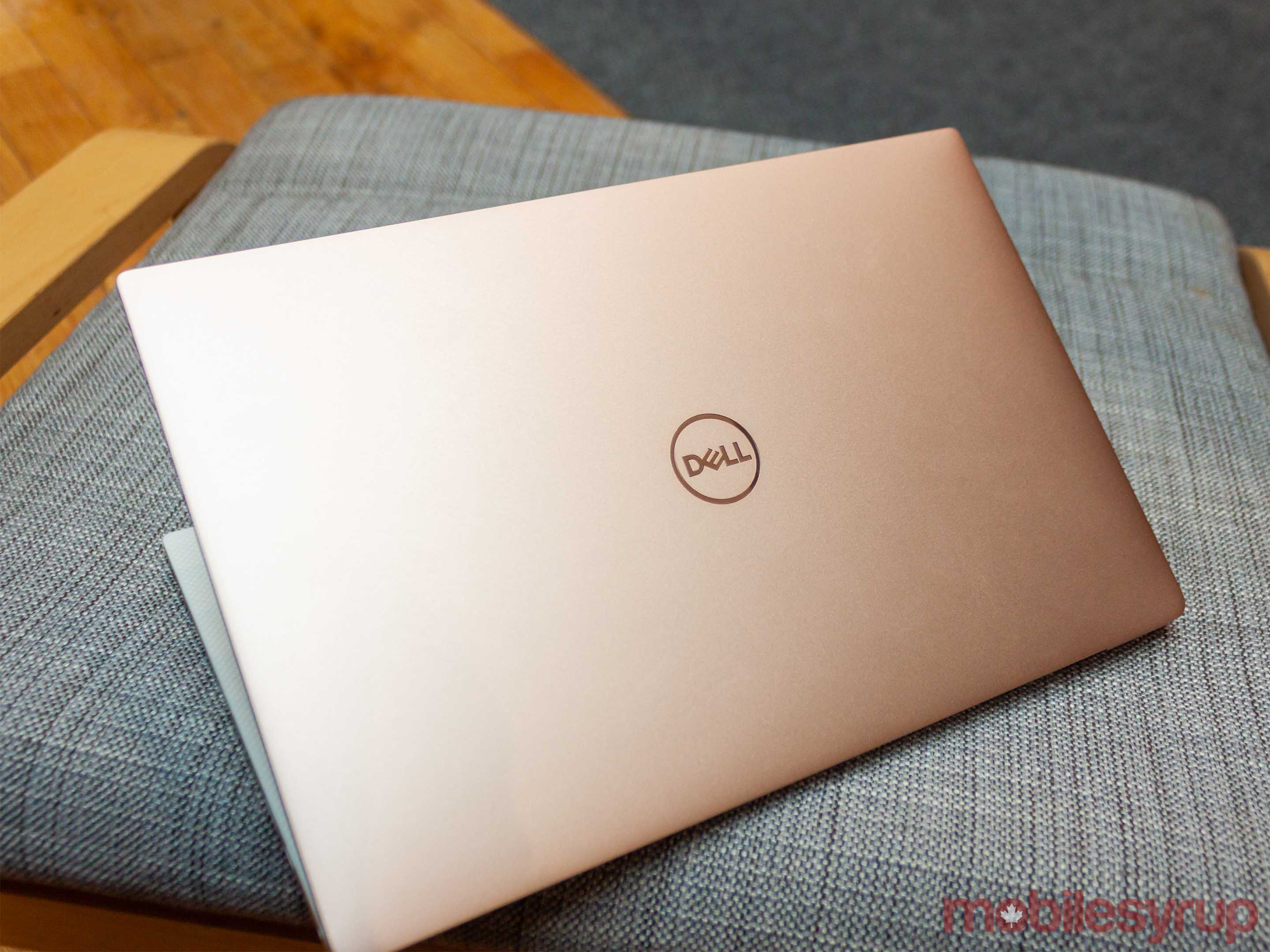 Dell XPS 13 in new Gold and White colour