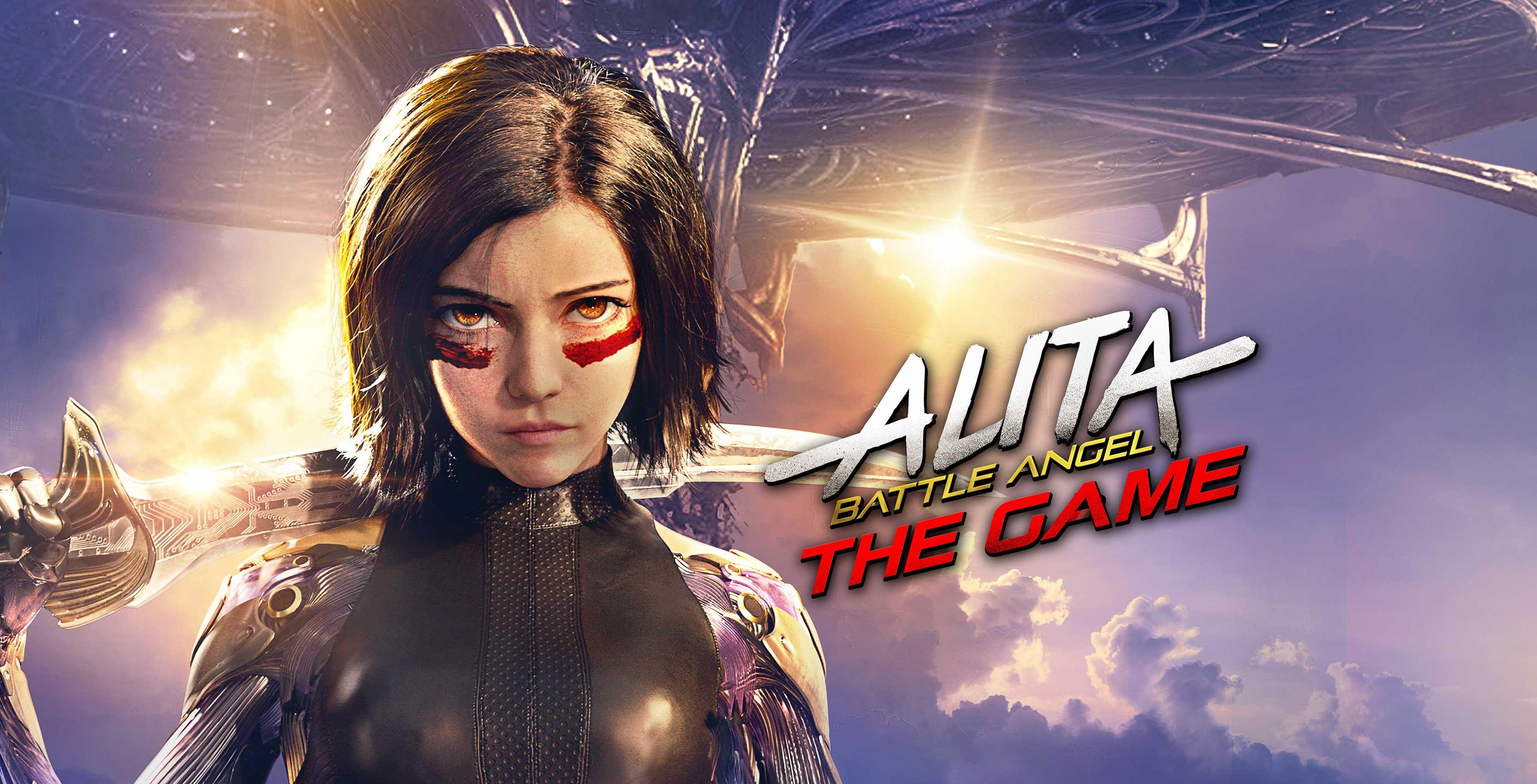 Alita: Battle Angel -- The Game