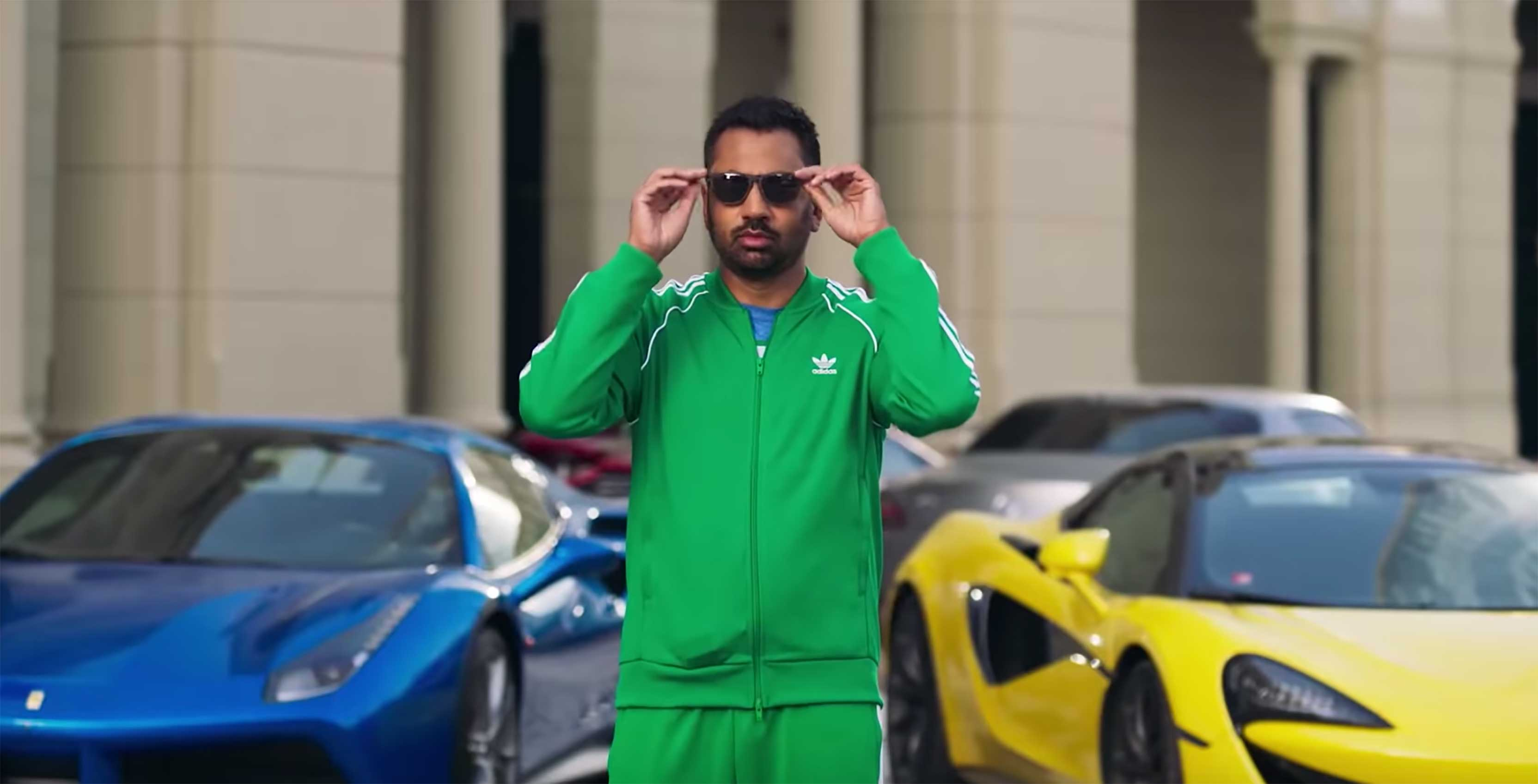 Kal Penn in This Giant Beast That Is The Global Economy