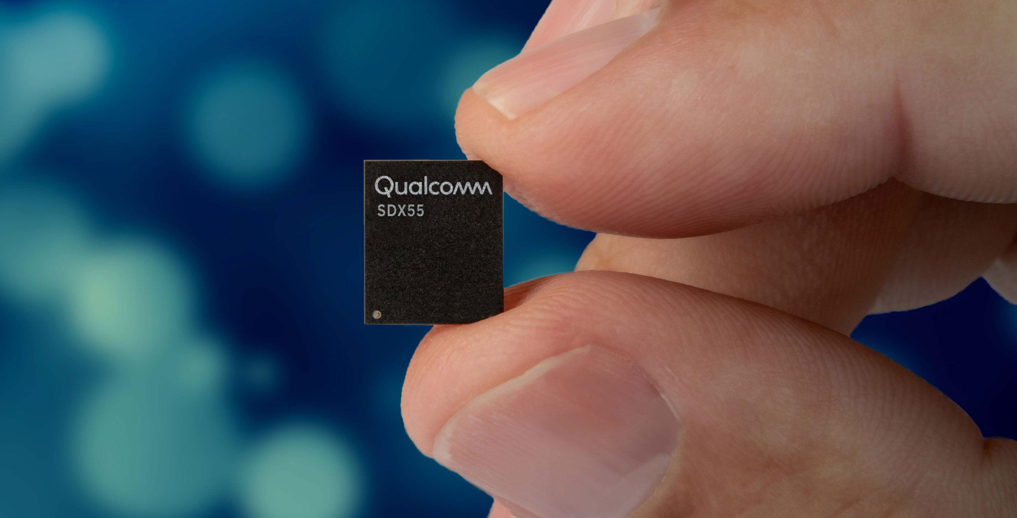 Qualcomm's new X55 modem