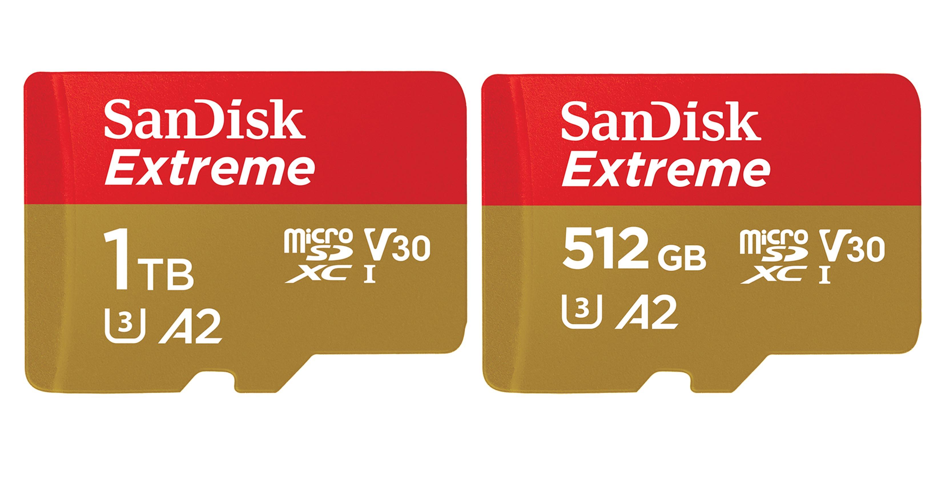 SanDisk extreme 1Tb