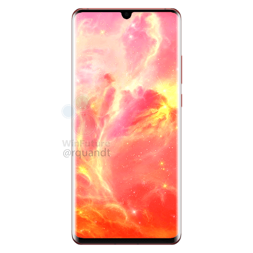 Huawei-P30-Pro red