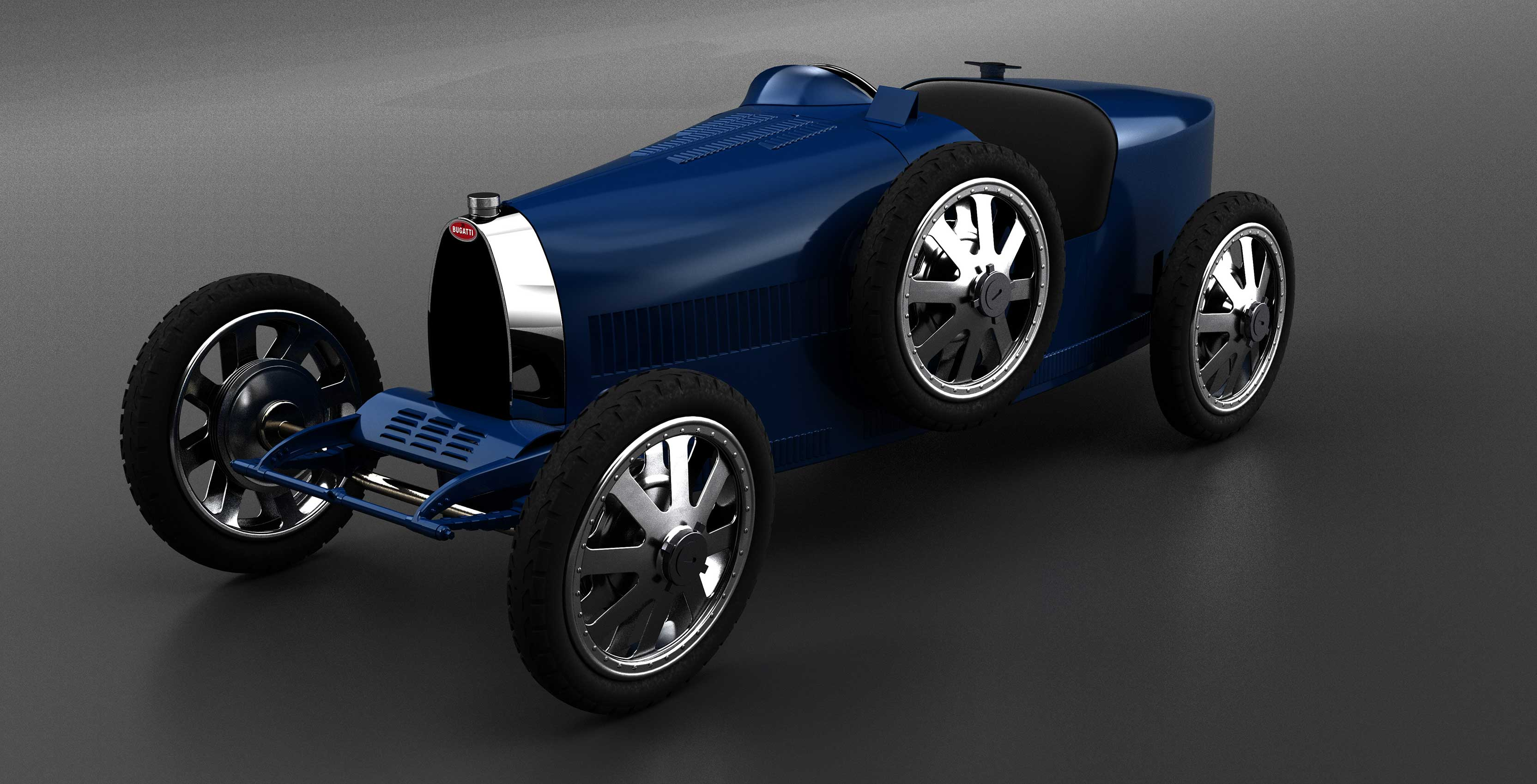 Bugatti Baby 2