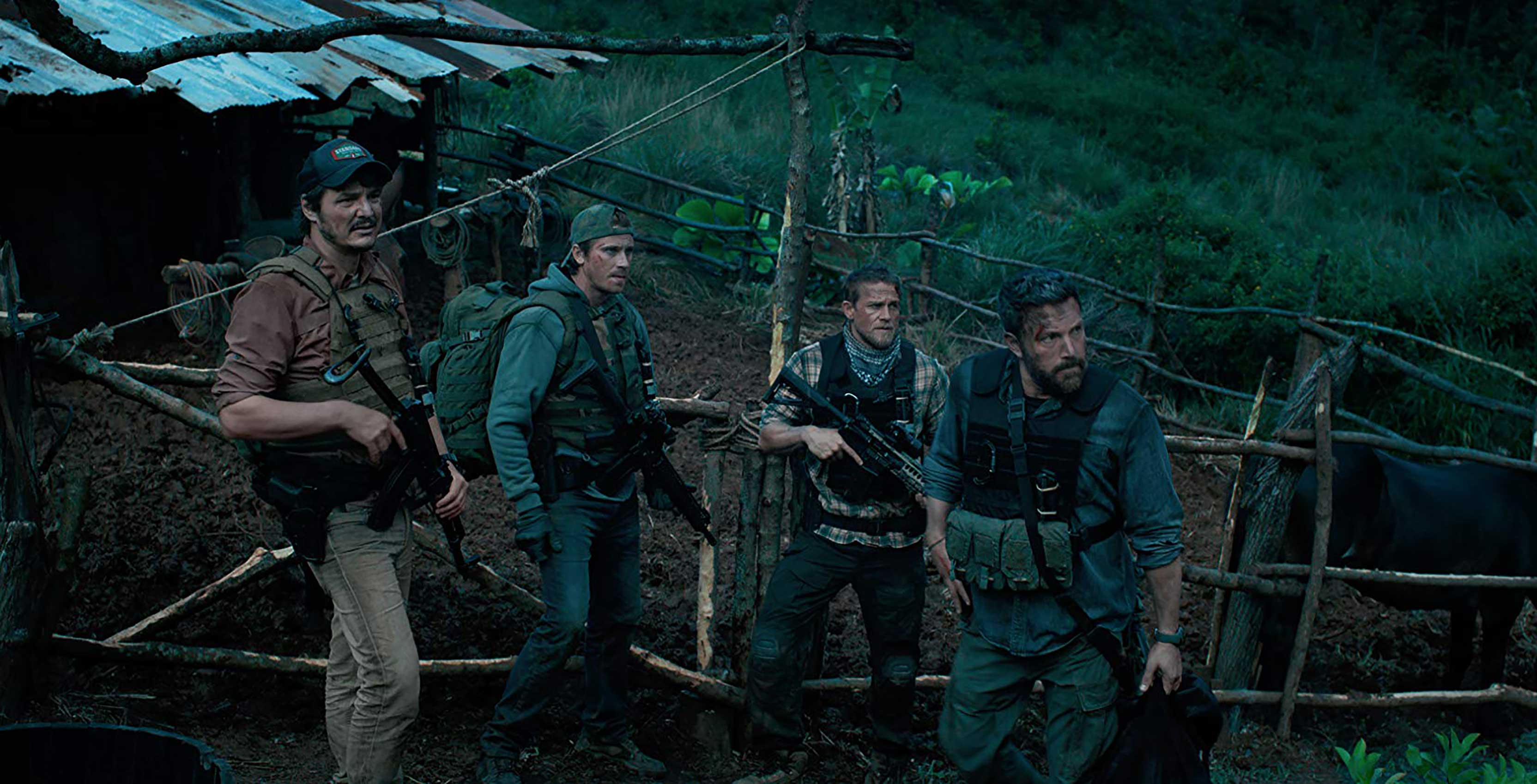 Netflix Triple Frontier Ben Affleck