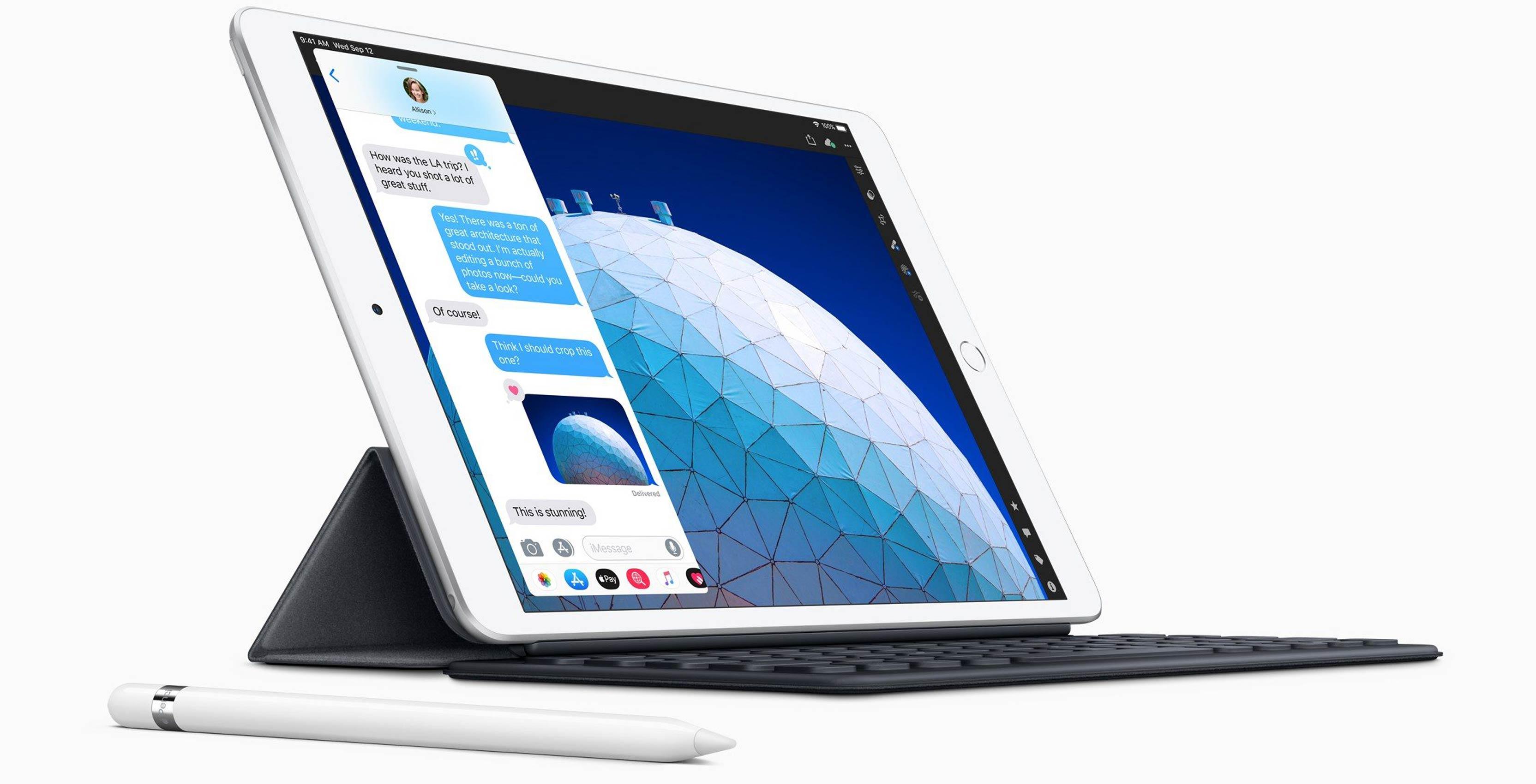 Apple's new 10.5-inch iPad Air