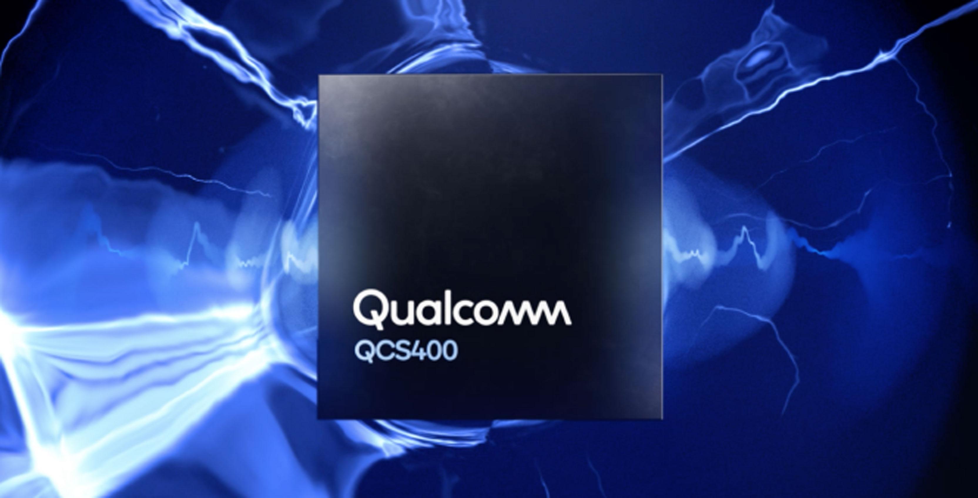 Qualcomm's new QCS400 chipset