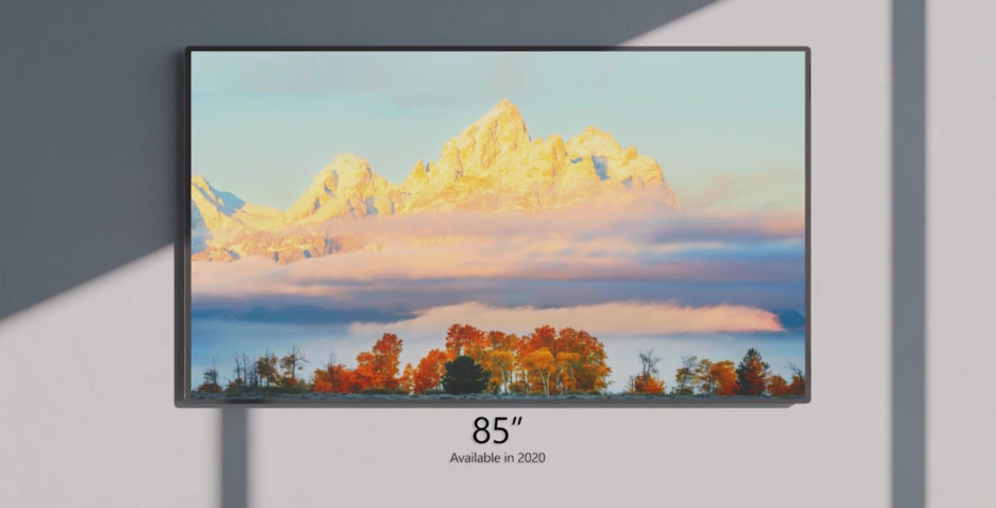 Microsoft 85-inch Surface Hub 2S