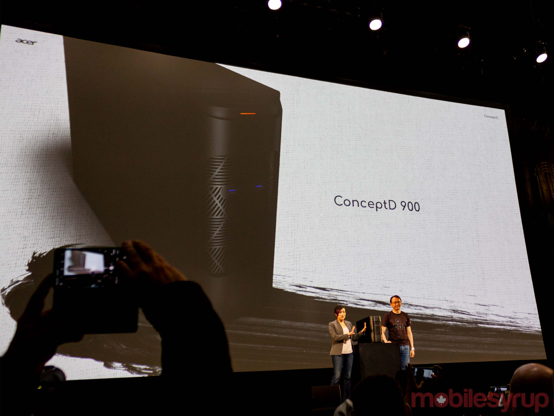 ConceptD 900