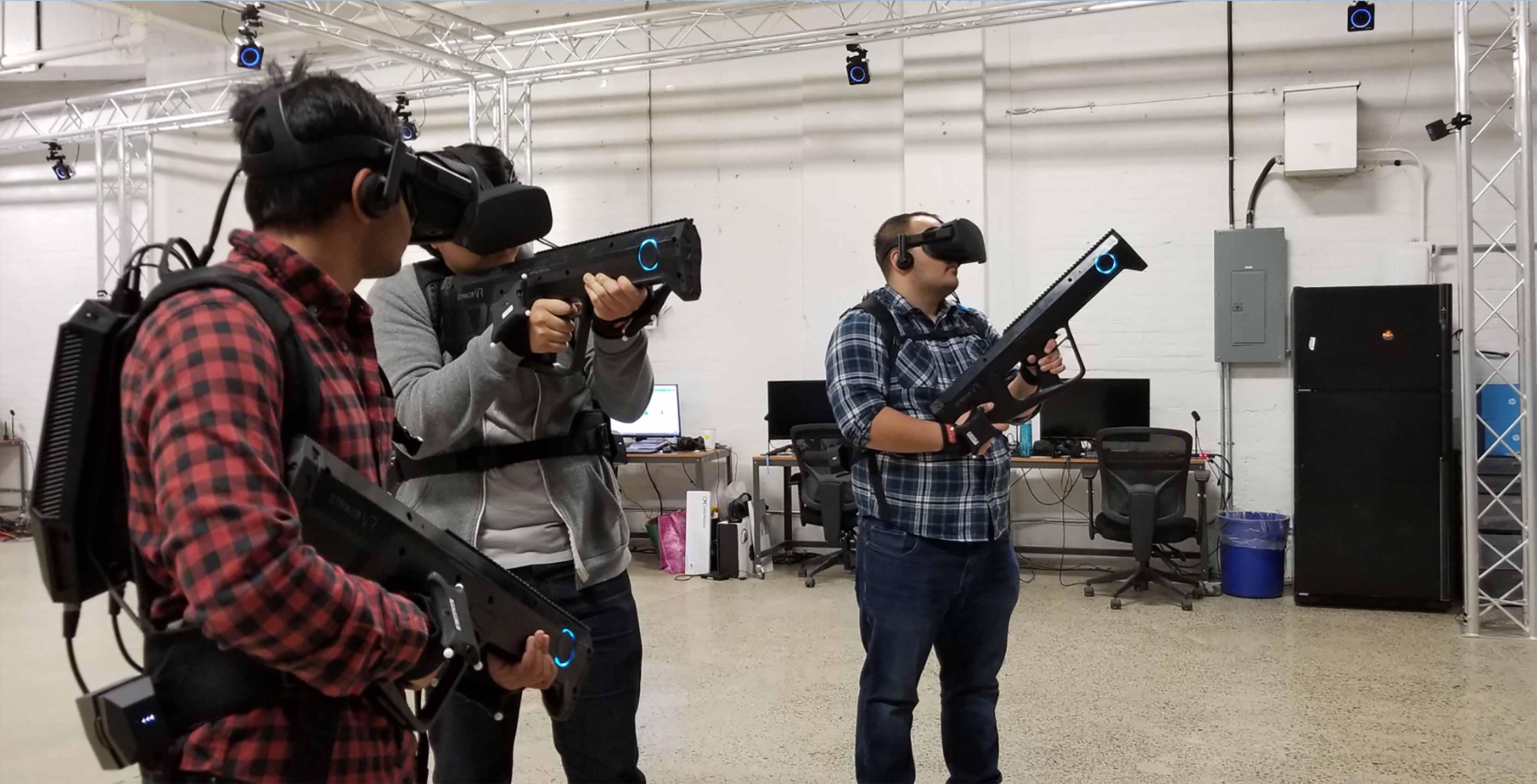 Dark Slope VR