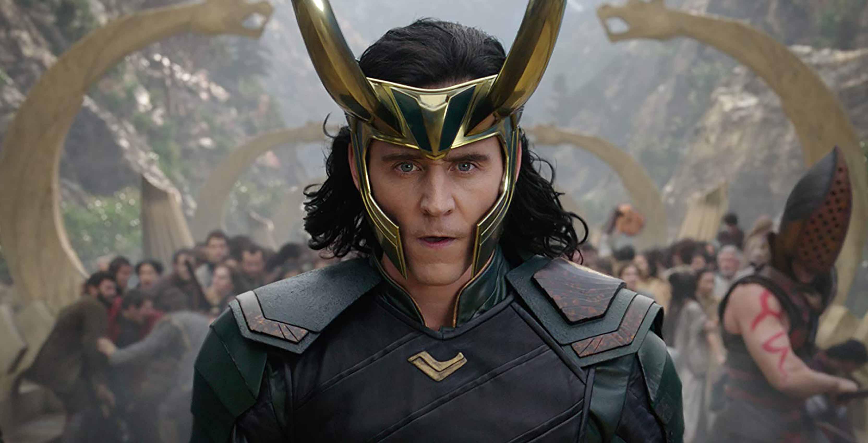 Loki in Thor Ragnarok