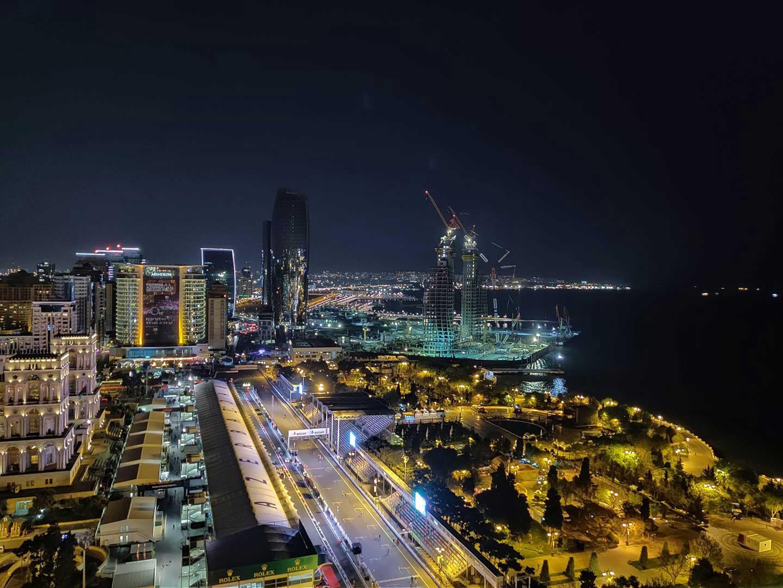 OnePlus 7 Pro 'Night' mode sample