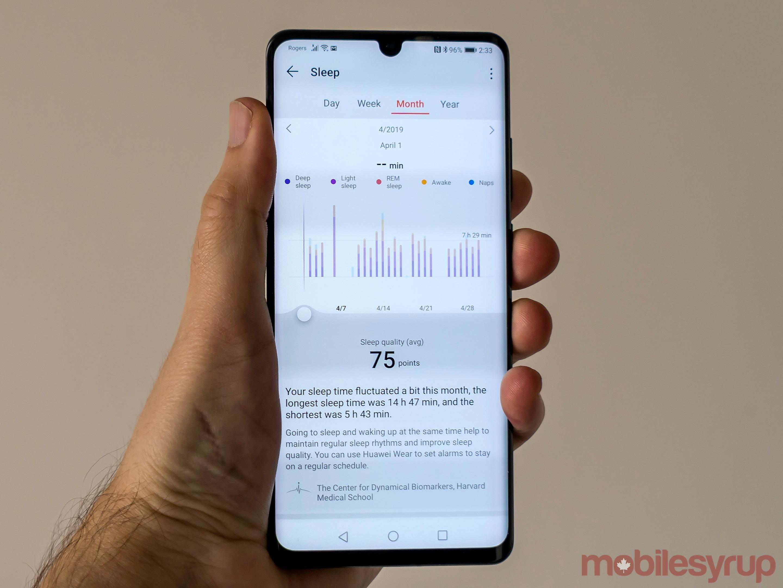 Huawei_Watch_GT_Huawei sleep on Health app