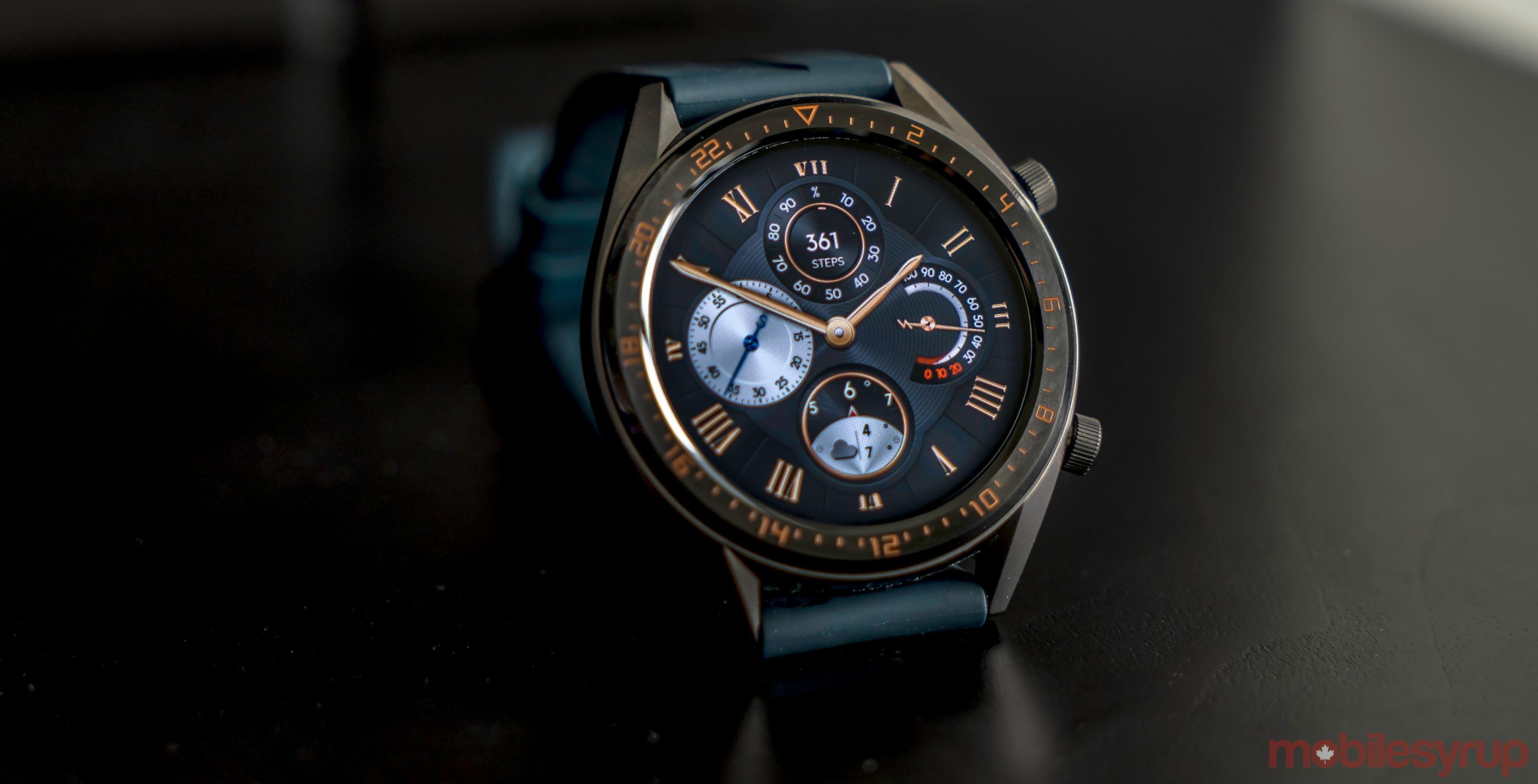 Huawei Watch GT hero