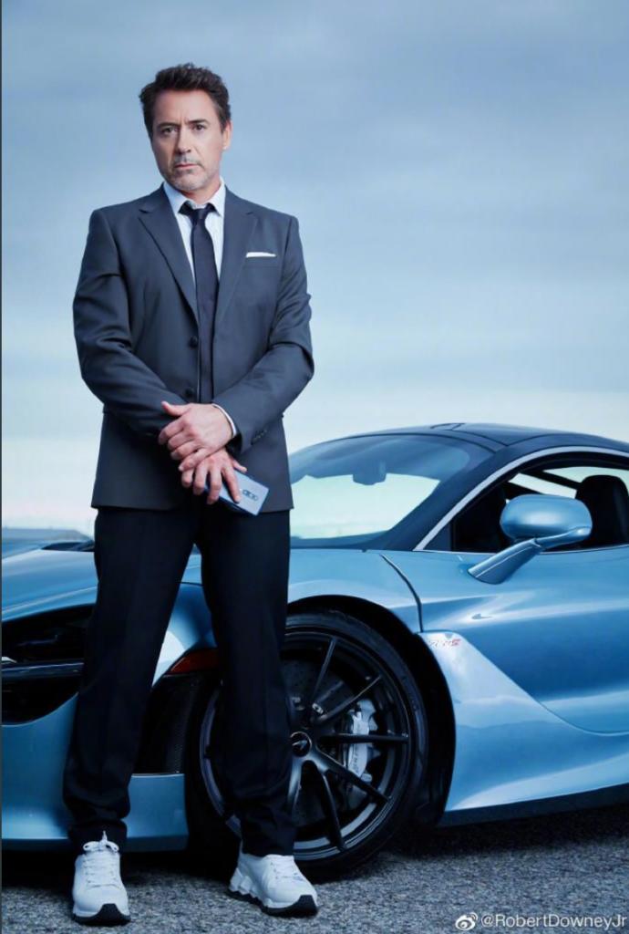 OnePlus Robert Downey Jr.
