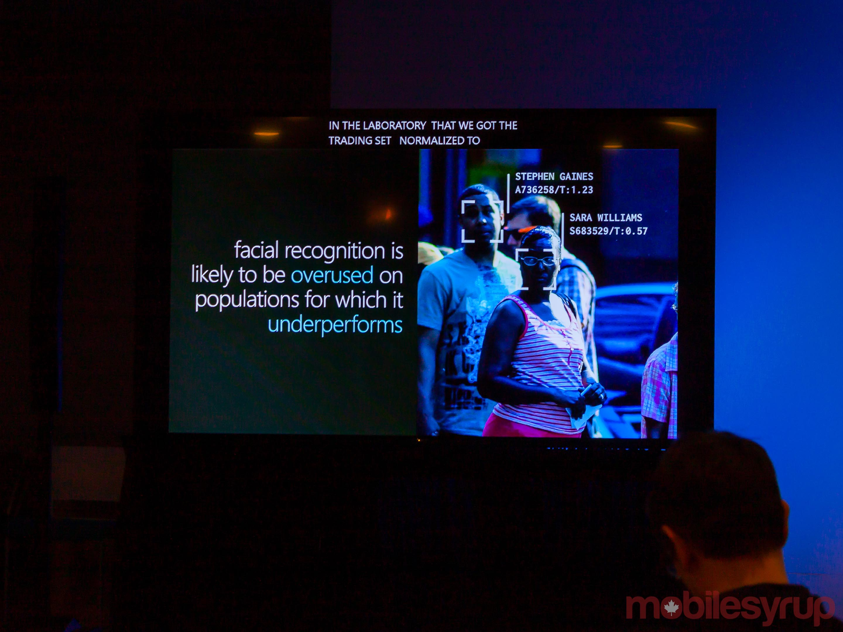 Fairness in AI systems like facial recognition
