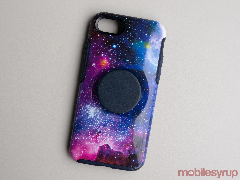 OtterBox Popsocket Nebula case