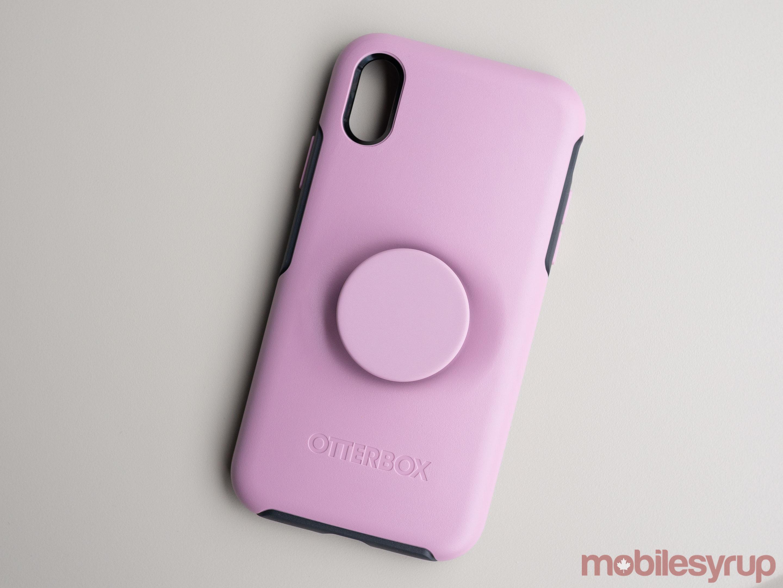 Otterbox Popsocket pink case