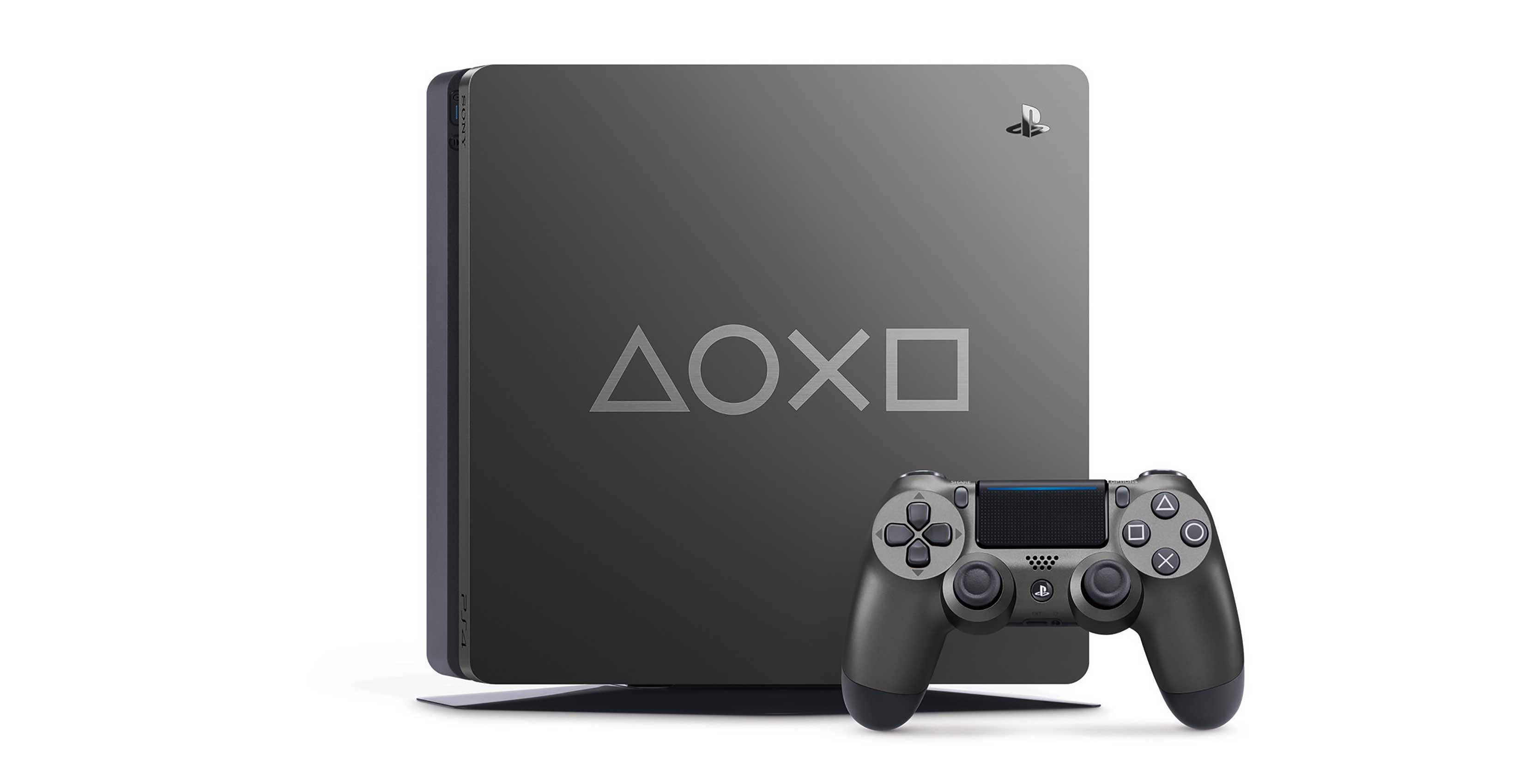 PlayStation Days of Play console