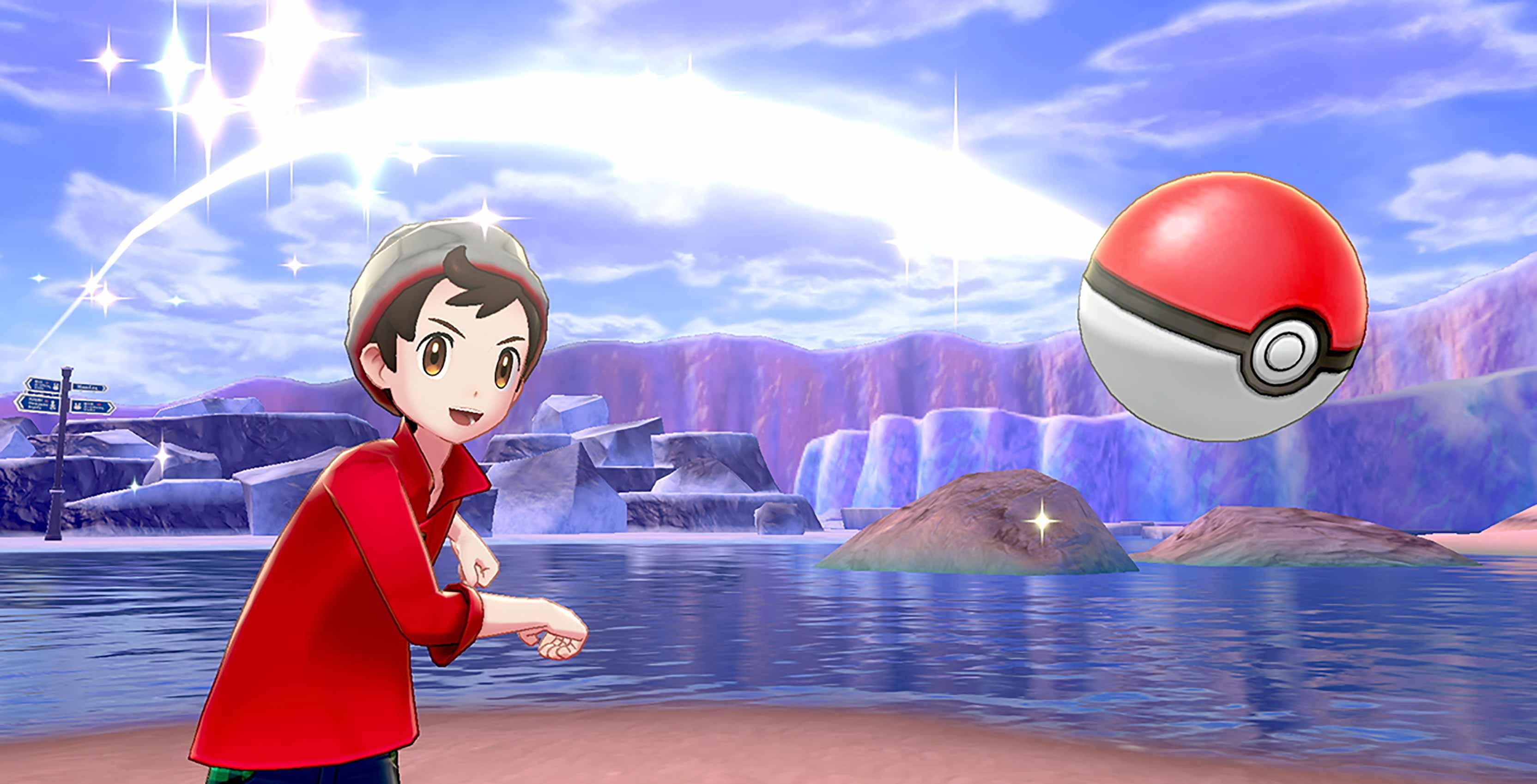 Pokémon Shield Pokéball