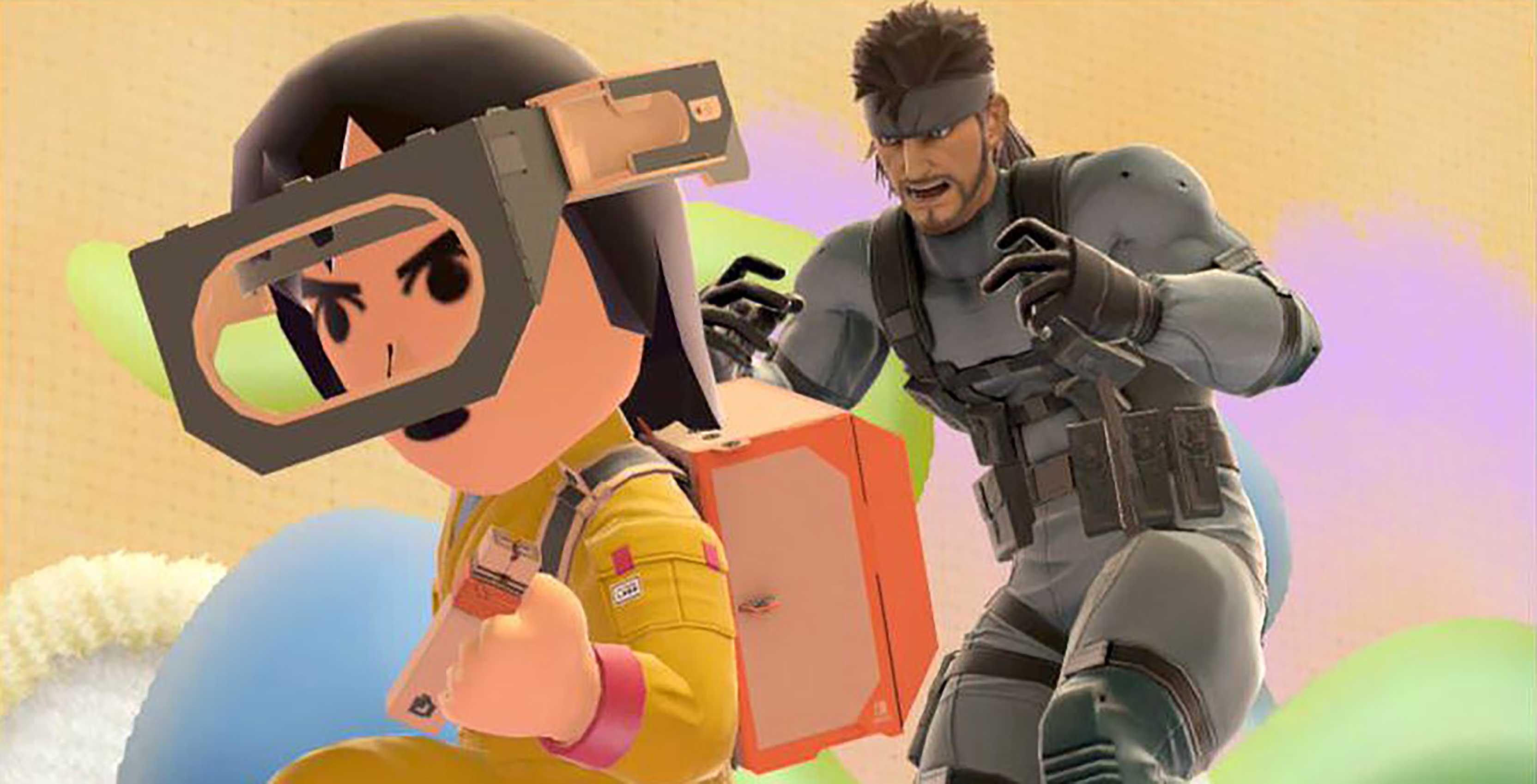Super Smash Bros. Ultimate Nintendo Labo