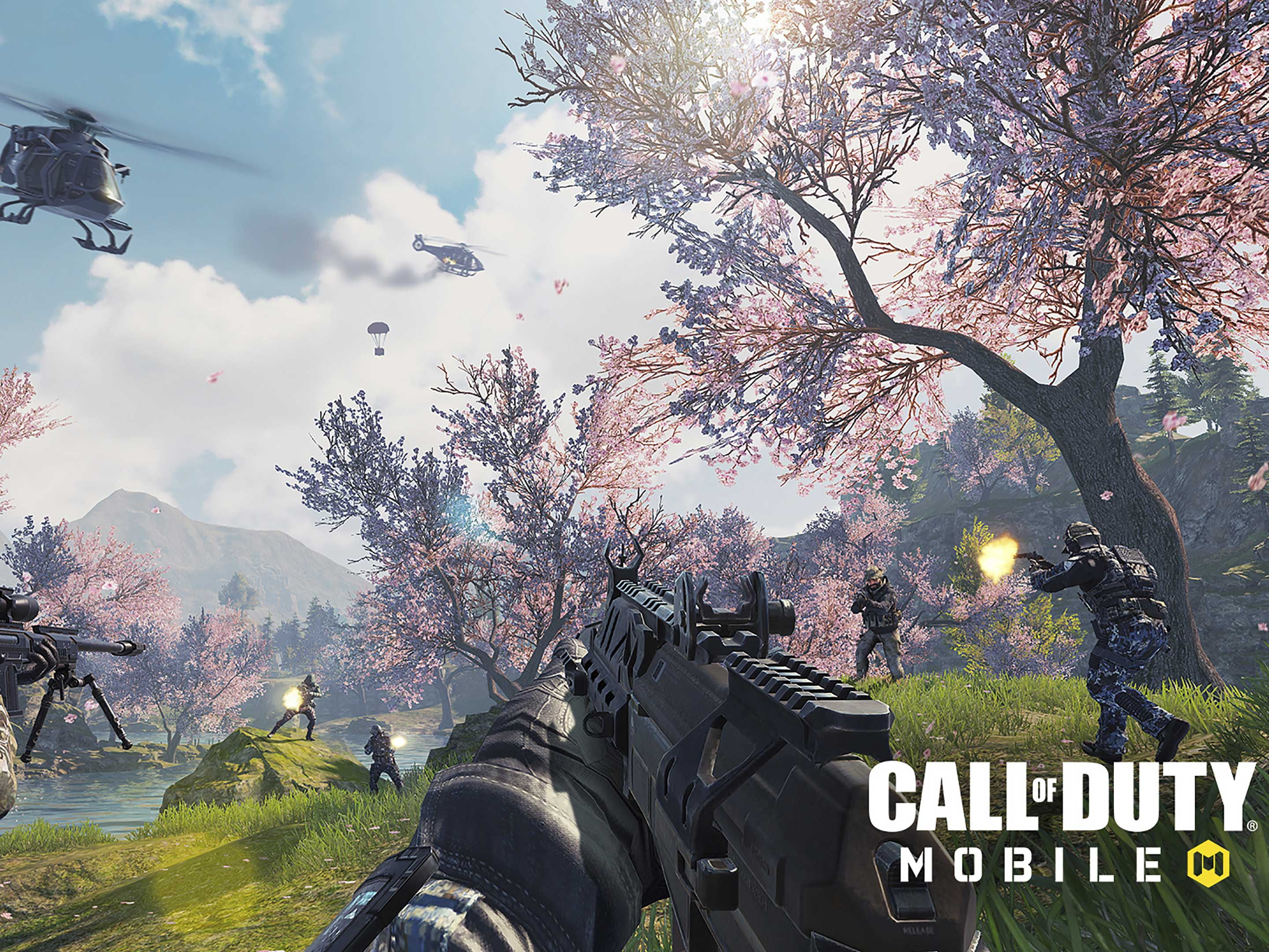 Call of Duty: Mobile battle royale
