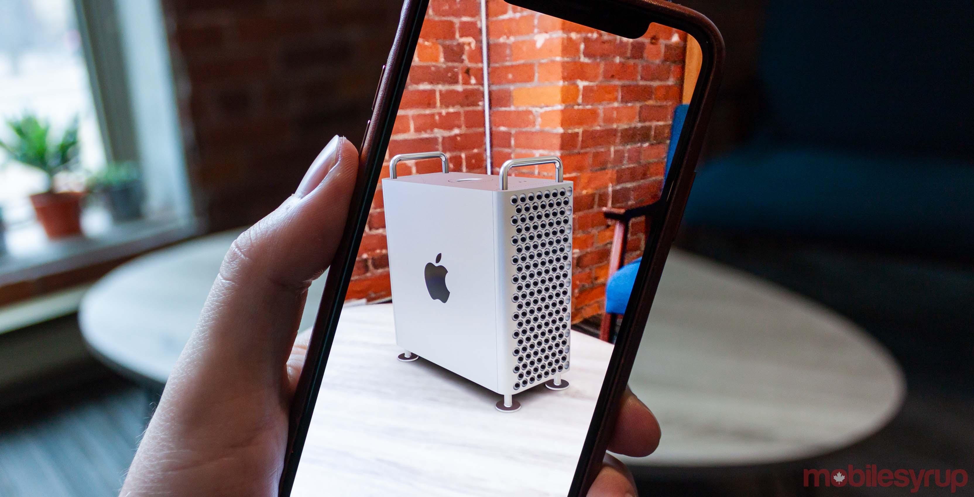 Mac Pro AR