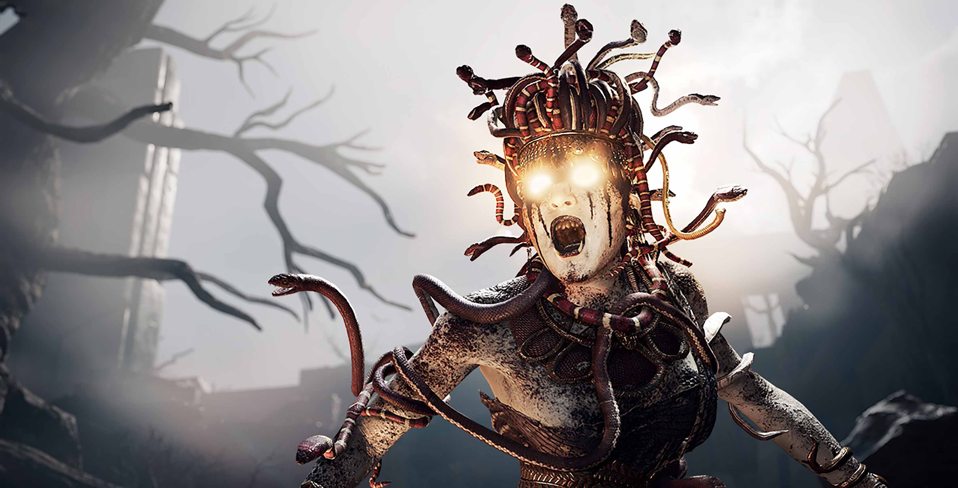 Assassin's Creed Odyssey Medusa