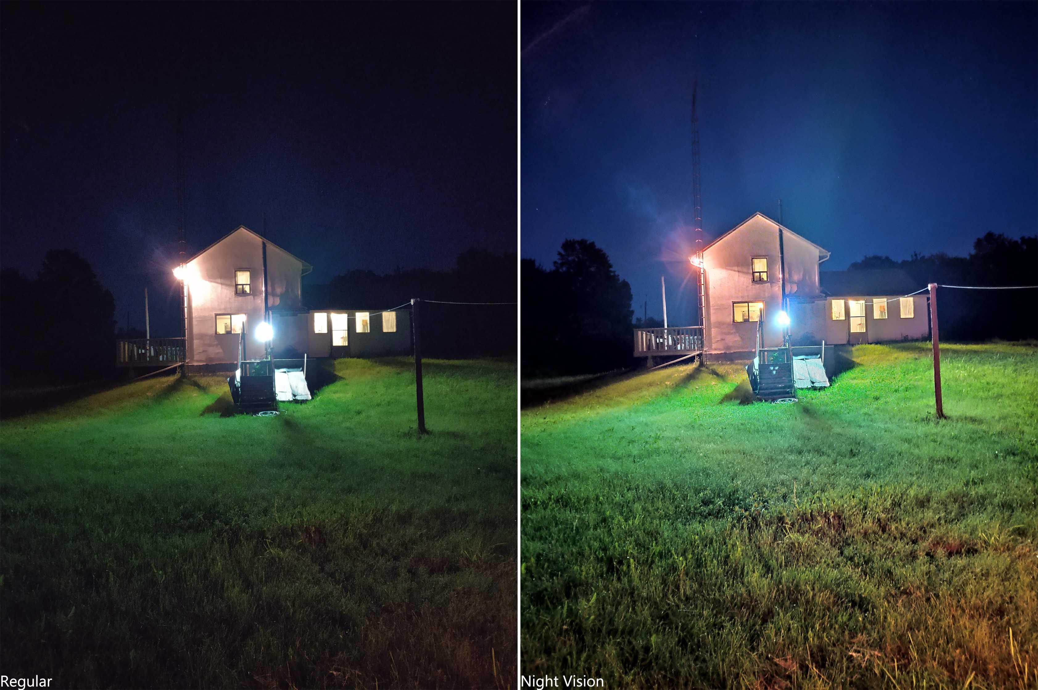 Moto Z4 Night Vision photo